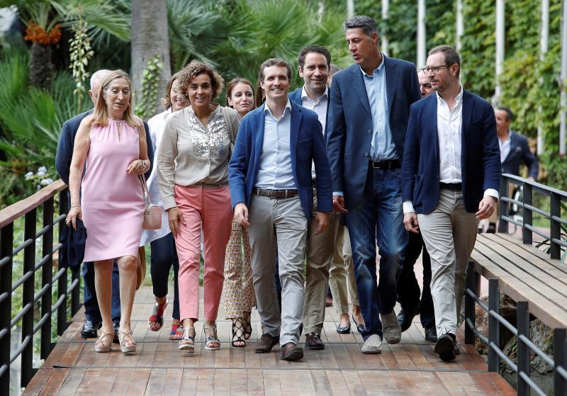 El PP realizará macroencuestas en septiembre para decidir candidatos a las autonómicas y municipales de 2019