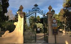Todos los parques y jardines vallados de Valencia estarán hoy cerrados
