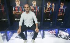«Estoy en el momento idóneo de madurez como entrenador»