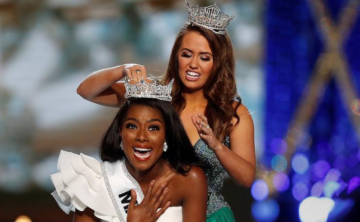 Nia Franklin se proclama Miss América 2019
