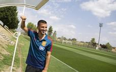Gayà: «España tiene grandísimos jugadores, pero lo importante ahora es formar un equipo»