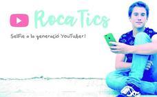 Jornada sobre jóvenes, youtubers e internet en Rocafort