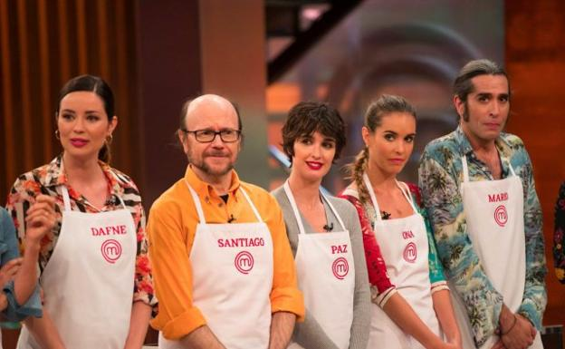 MasterChef Celebrity regresa con fuerza