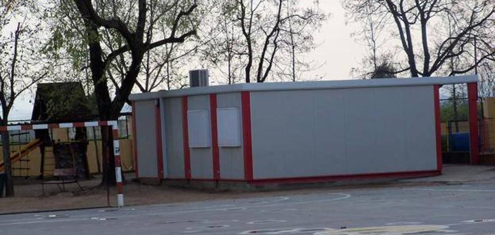 El Consell celebra la eliminación de barracones pese a que la mitad de las obras no han empezado