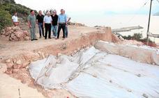 Las excavaciones en la Pobla Medieval de Ifach sacan a la luz un nuevo edificio