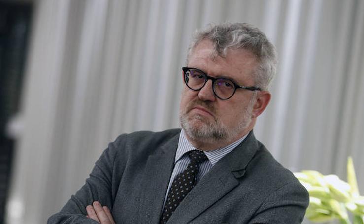 Miguel Falomir, director del Museo El Prado