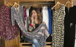 El armario de Mónica Duart, lleno de energía
