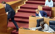 Compromís se resiste a pedir la dimisión de la exconsellera Montón