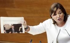 Bonig acusa a Puig de simpatía con Cataluña y complacencia ante la falta de financiación