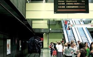 El Metro funcionará por la noche los fines de semana y festivos