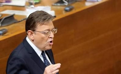 Puig asegura que no hay «ni un milímetro de paso atrás» en sus exigencias al Gobierno