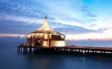 Así son algunos de los hoteles más asombrosos del mundo