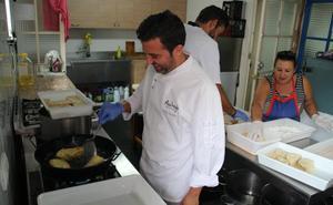 Un comedor social con estrella Michelin