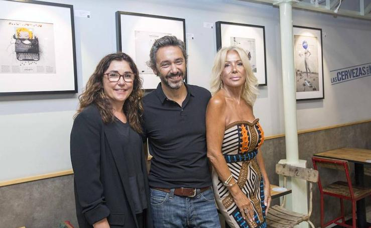 Las 'Retromanías' de Fernando García llegan a Valencia