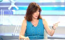 Ana Rosa confiesa que le robaron el coche el día después de comprarlo