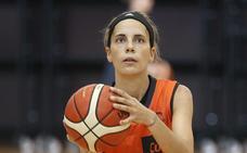 Marina Lizarazu se rompe el ligamento cruzado de la rodilla