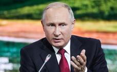 Putin dice que identificó a los sospechosos rusos en el caso Skripal y que son «civiles»