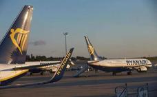 Ryanair cancela en la Comunitat 12 vuelos por la huelga