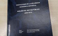 La tesis de Pedro Sánchez puede consultarse en la universidad pero sin hacer copias