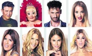 'Gran Hermano VIP 6': faltan cuatro famosos