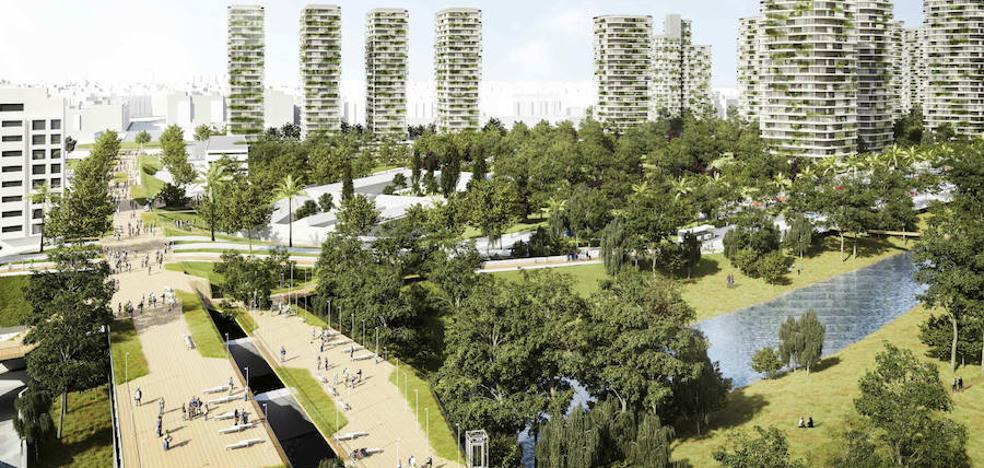 Así será el nuevo barrio del Grao de Valencia