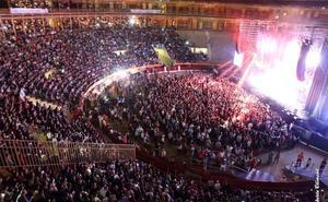 Los 10 grandes conciertos que pasarán por la Plaza de Toros de Valencia en los dos próximos meses