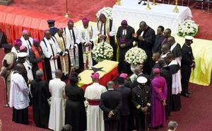 Ghana brinda su último adiós a Kofi Annan en un emotivo funeral de Estado