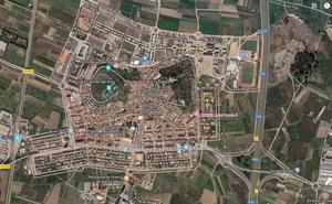 La Policía paraliza la actividad de una empresa de El Puig que emitía partículas metálicas a la atmósfera