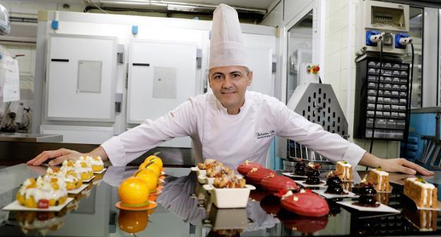 El producto valenciano será la estrella del postre del mejor pastelero del mundo