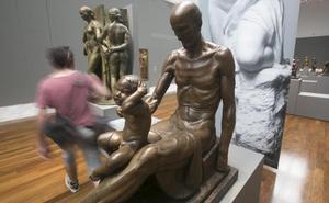 La escultura retorna al Bellas Artes