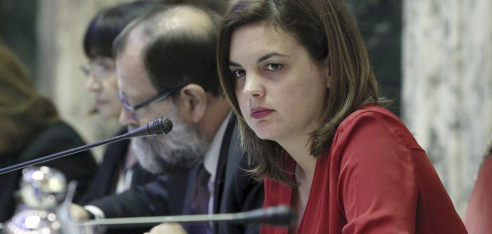 Compromís pone el foco contra Sandra Gómez