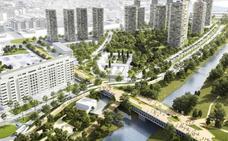 El barrio del Grao se presenta sin plazos y con más pisos protegidos