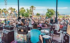 El sonido pop, rock y folk regresa a la Marina con sesiones diurnas de música