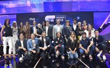 Los nuevos concursantes y profesores de Operación Triunfo 2018
