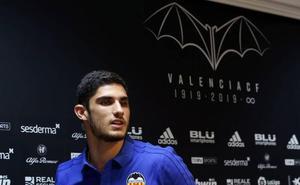 Marcelino: «Guedes tiene una ilusión enorme»