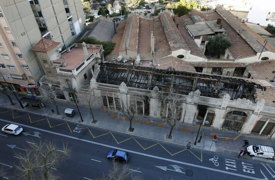 Edificios emblemáticos de Valencia que han tenido una segunda oportunidad