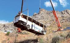 La mitad de autobuses escolares controlados incumple la normativa