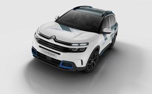 El C5 Aircross, la apuesta de Citroën