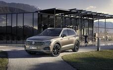Volkswagen Touareg: Cada vez más potencial