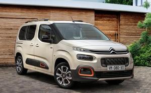 Citroën Berlingo: Para todo tipo de familias