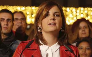 Sandra Gómez pide lealtad ante el «espectáculo» de Compromís