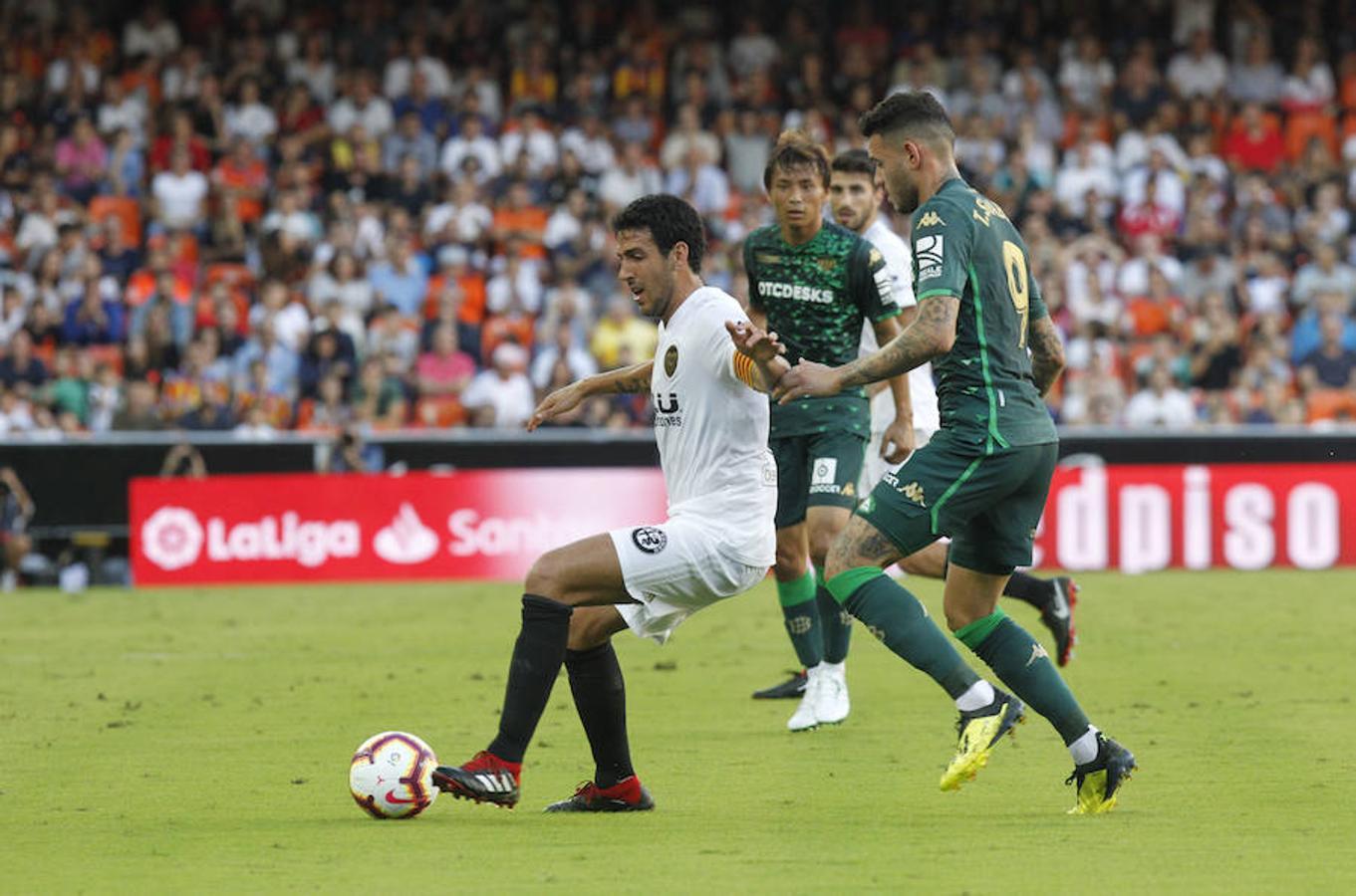 Fotos del Valencia CF - Real Betis