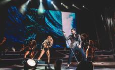 Fotos del concierto de Maluma en Valencia