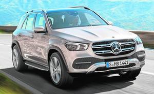 Mercedes GLE: Tecnología de alto nivel