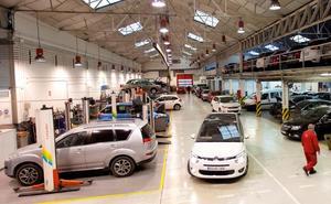 Grupo Ugarte vende a la matriz PSA su concesión de Opel y Citroën en Valencia