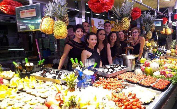 La fiesta de los mercados municipales