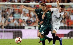 Resumen de las mejores jugadas del Valencia-Betis