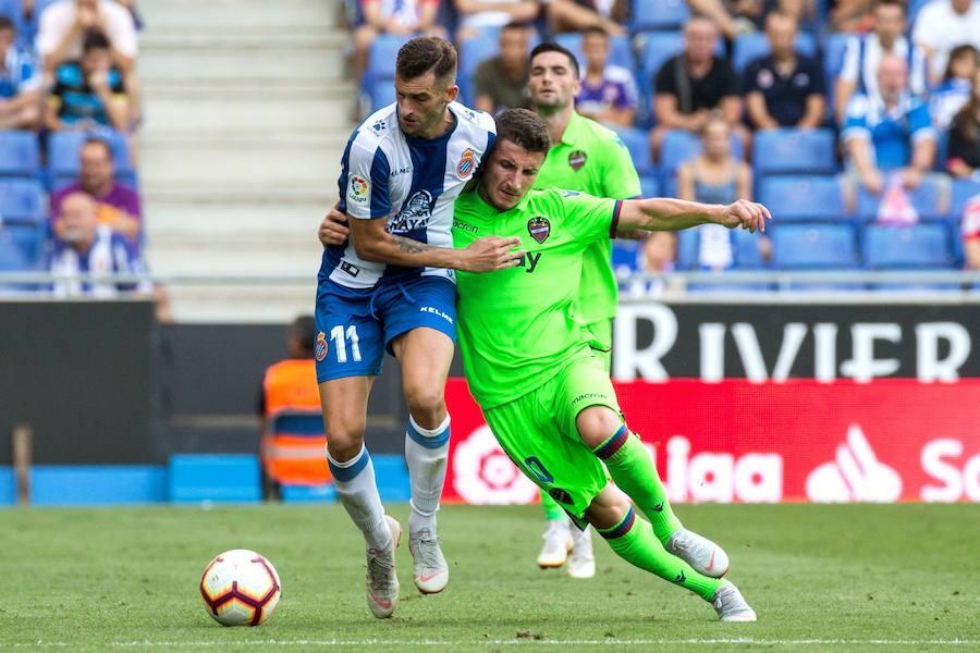Fotos del RCD Espanyol - Levante UD