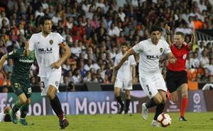 El Valencia CF aún no se reconoce