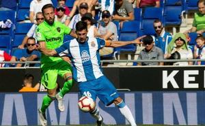 Resumen de las mejores jugadas del Espanyol-Levante